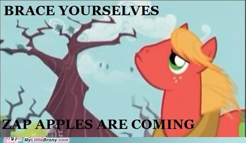 big mac magic meme new episode zap apples - 5662397696