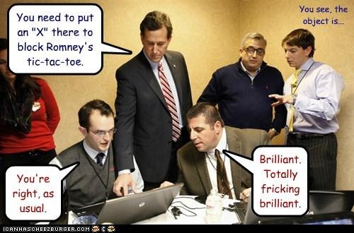 Mitt Romney political pictures Rick Santorum - 5663008512