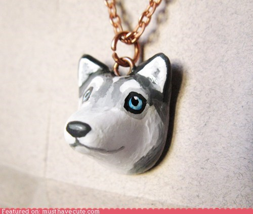 custom dogs handmade Jewelry necklace pendant - 5663098880