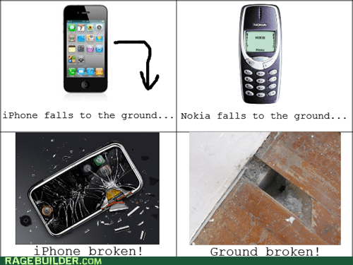 best of week,broken,cell phone,iphone,Rage Comics