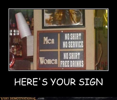 bar free drinks Hall of Fame hilarious men women - 5663907840