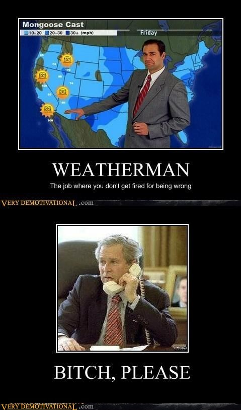 hilarious politics president weatherman - 5663940352