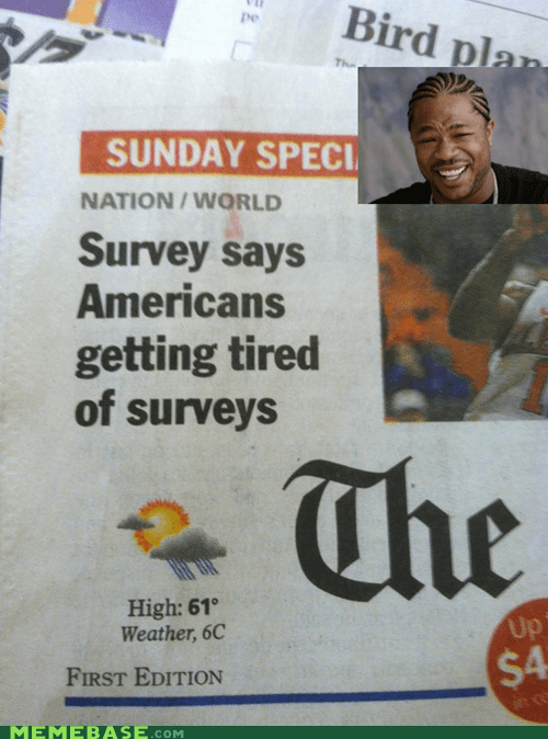 america ridiculous survey wtf yo dawg - 5667715584