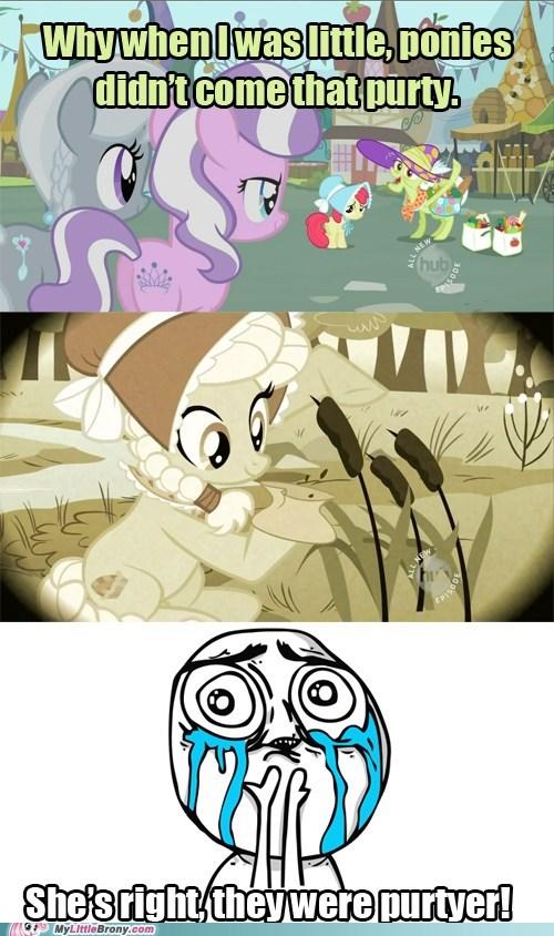 applejack comics filly granny smith ponies purtyer - 5668776448