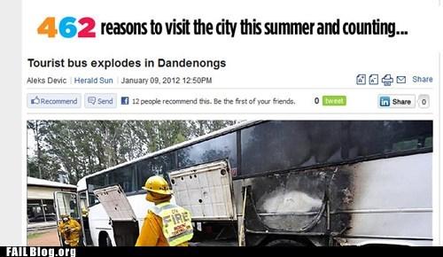 irony oh australia Probably bad News - 5669149696