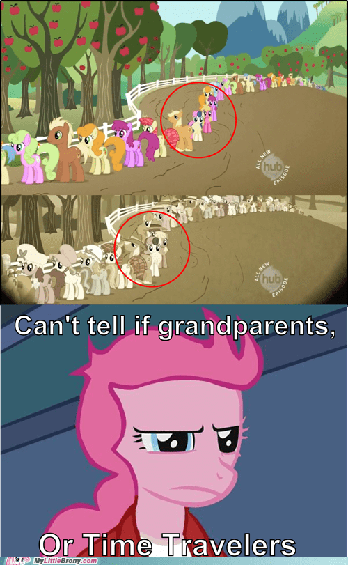 background ponies comics meme ponify time travel - 5669447680