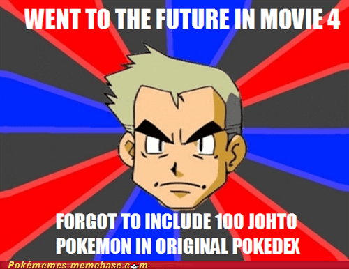 back to the future meme Memes pokedex professor oak - 5669572096