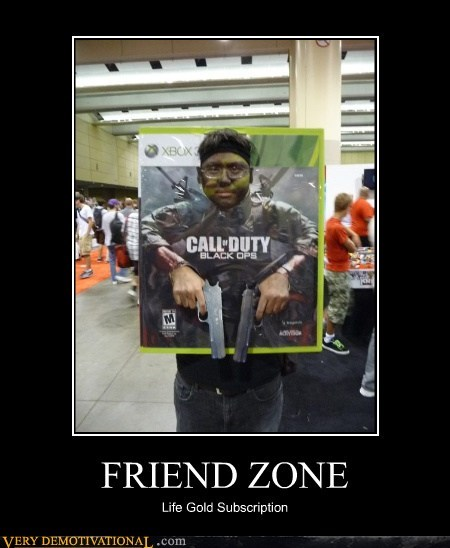 call of duty costume friend zone hilarious