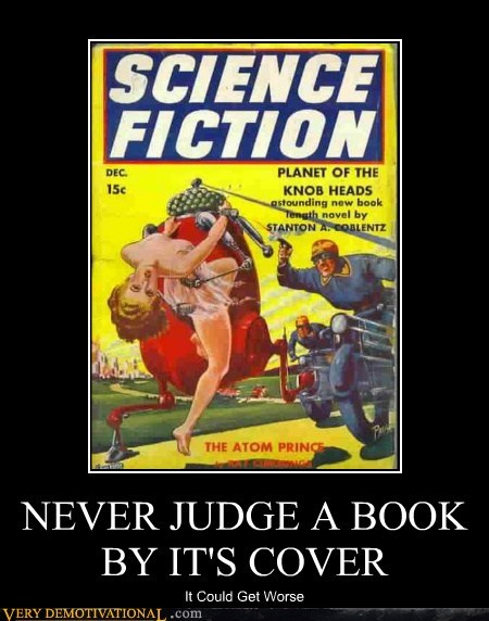 book cover fiction hilarious science - 5669800704