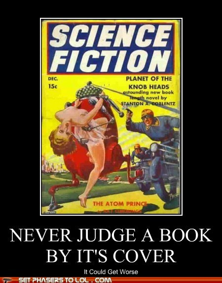 books cover dont-judge planet science fiction worse - 5669802496