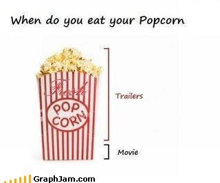 bag best of week movies Popcorn trailers