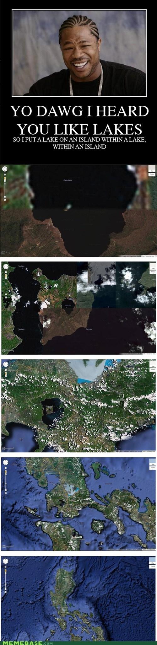 go deeper island lakes Maps wtf yo dawg - 5670126336
