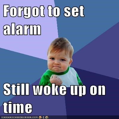 alarm body clock success kid woke up - 5670423808