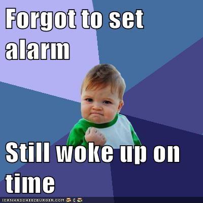 alarm body clock success kid woke up - 5670423808