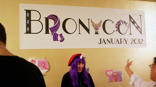 Bronies bronycon MLP my little pony Nerd News tv shows - 5671842816