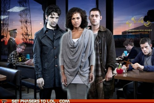 bbc being human British casting ghost new news vampires werewolf