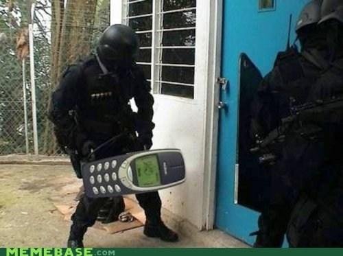 door,Memes,nokia 3310,phone,ram