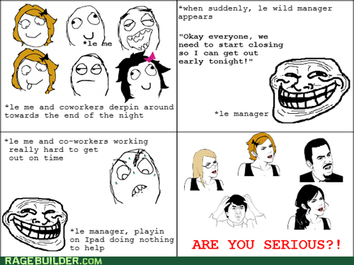 are you serious Rage Comics troll work - 5672565504