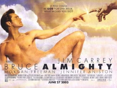 Bruce Almighty,Dear God No,Unnecessary Sequel