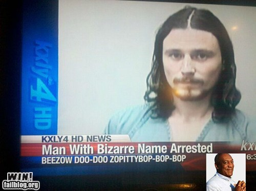 arrest,crime,name,name change,weird,what
