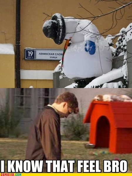 i know that feel Sad snowman the internets - 5674582528