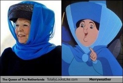 cinderella,disney,funny,Hall of Fame,merryweather,Netherlands,queen,TLL