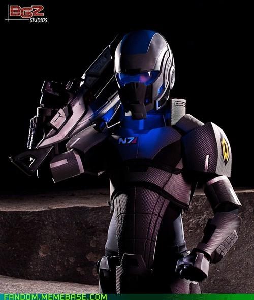 commander shepard cosplay mass effect video games - 5675944704