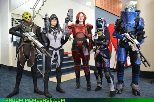 cosplay mass effect mass effect 2 thane video games - 5676532736