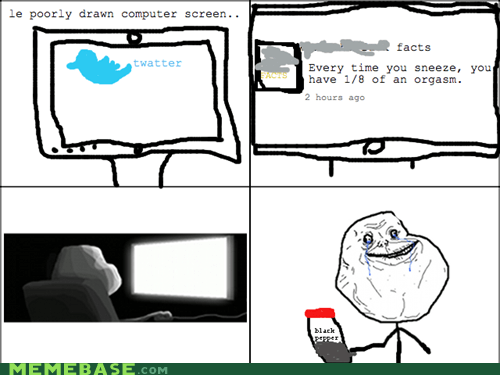 like fifty fish Rage Comics sneeze twatter twitter - 5676632064