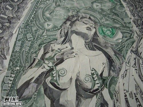 art,bill,collage,currency,dolla-dolla-bills-yall,money