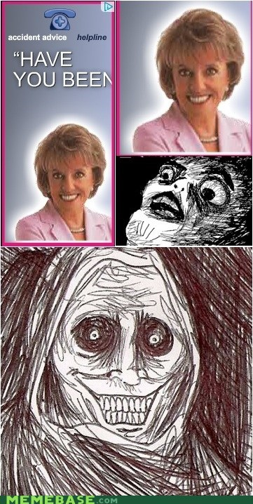 esther rantzen,smile,teeth,The Shadowlurker