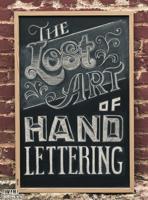 art business chalk chalk art design g rated lettering sign win - 5676933888
