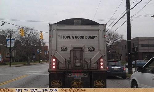 dump dumptruck IRL truck - 5676956928
