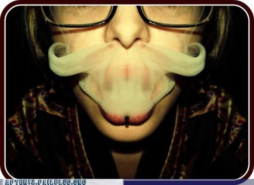 drugs moustache mustache smoking win - 5676993024