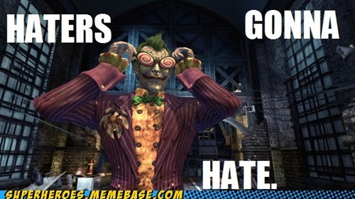 deal glasses haters joker Super-Lols with it - 5677353216