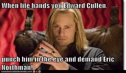 alexander skarsgard best of the week edward cullen eric northman punch true blood - 5677661440