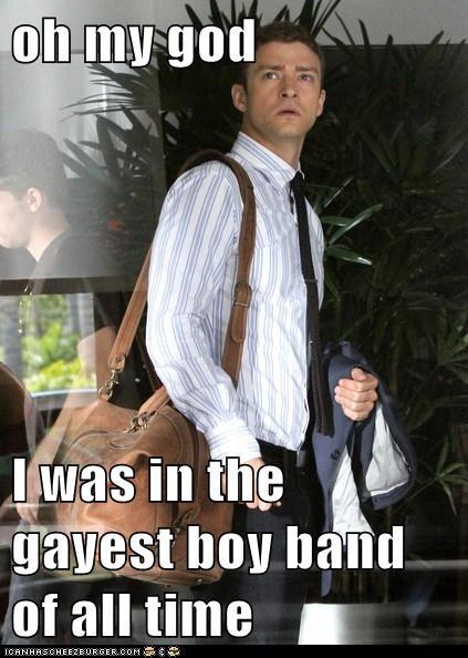 actor celeb funny Justin Timberlake - 5677967360