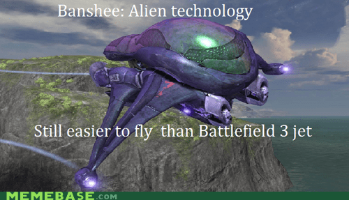 Aliens,ancient aliens,banshee,battlefield,halo,video games