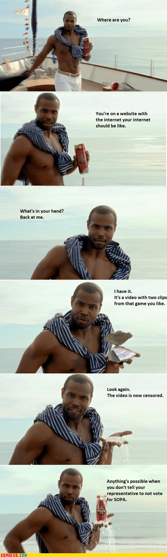 best of week meme Memes old spice SOPA the internet the internets - 5678299904