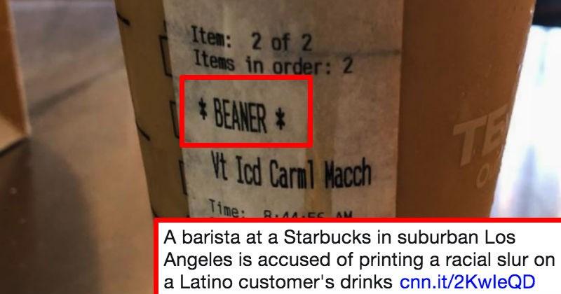 twitter racism employee Starbucks ridiculous trending racist - 5678597