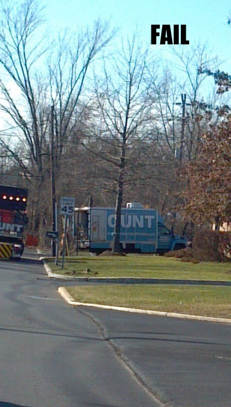 Truck placement fail