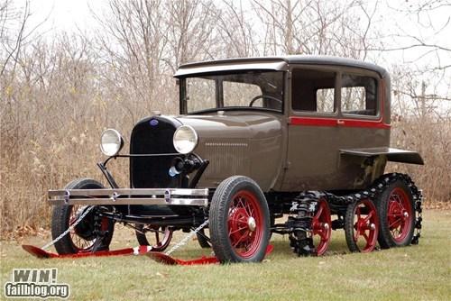 car DIY modified tank - 5679515648