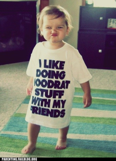 hoodrat hoodrat stuff How to Dress Your Child kids in shirts swag child - 5680224512