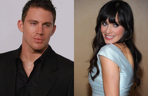 Bon Iver channing tatum Karmin saturday night live TV zooey deschanel - 5680251904