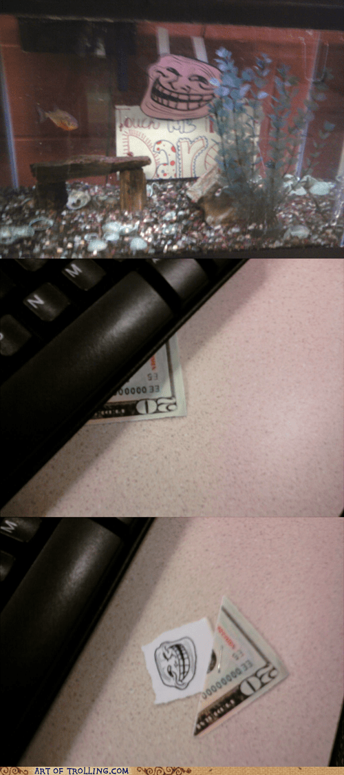 hidden IRL keyboard money - 5680565504