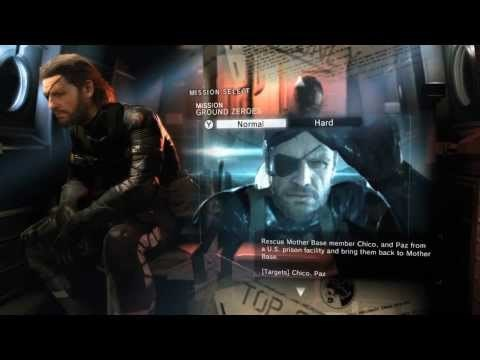 Are You Excited For Metal Gear Solid V Ground Zeroes
