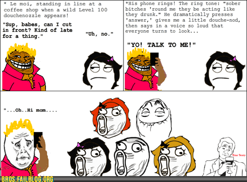 bros,bros on the phone,embarrassed,g rated,justice,Rage Comics