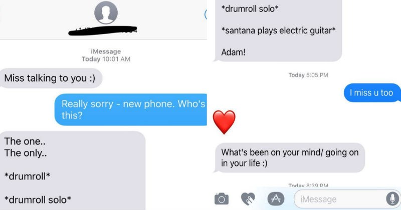 funny wrong number conversation