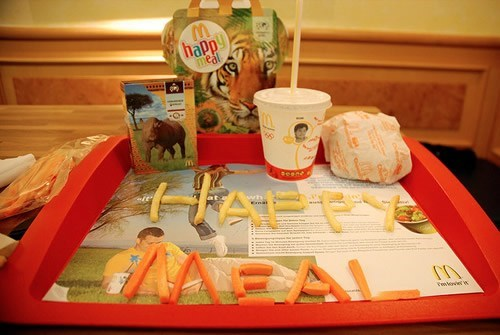 food for thought happy meal mcdonalds-uk - 5681269504