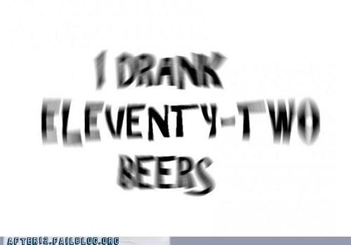 beer blurry drinking drunk math - 5681280768